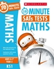 Scholastic KS2 Year 2 10 minute Maths tests
