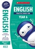 YEAR 6 KS2 SATS LEARNING PACK [5 BOOKS]. KS2 SATS ENGLISH PRACTICE BOOK