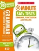 YEAR 6 10 MINUTE TESTS [3 BOOKS] KS2 SATS GRAMMAR, PUNCTUATION AND SPELLING TESTS