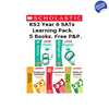 YEAR 6 KS2 SATS LEARNING PACK [5 BOOKS]. KS2 SATS 5 BOOKS FOR ENGLISH AND MATHS
