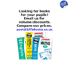 YEAR 6 TO RECEPTION SCHOLASTIC BOOKS: VOLUME DISCOUNTS FOR BOOKS. CONTACT US