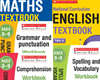 YEAR 4 LEARNING PACK [5 BOOKS] KS2 SATS TEXTBOOKS & WORKBOOKS FOR MATHS AND ENGLISH