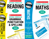 YEAR 6 KS2 MOCK PACK [3 BOOKS] KS2 SATS PRACTICE TESTS FOR ENGLISH & MATHS