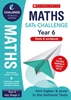 Scholastic Year 6 KS2  Maths Challenge  Tests & Workbooks with FREE P&P
