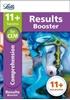 Letts CEM 11+ Comprehension Booster Pack