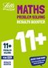 Letts CEM 11+ Maths Problem Solving Booster