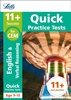 Letts CEM 11+ English Quick Practice Tests Age 9-10 [3 Books]
