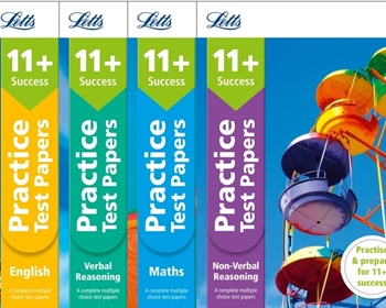 Letts GL Assessment 11+ Practice Test Pack [4 Books]