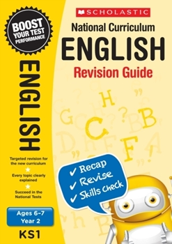 Scholastic KS1 Year 2 English Revision Guides x 30 School  Pack