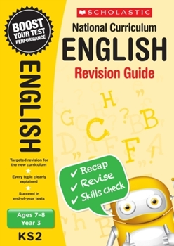 Scholastic KS2 Year 3 English Revision Guides x 30