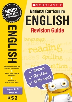 Scholastic KS2 Year 4 English Revision Guides x 30