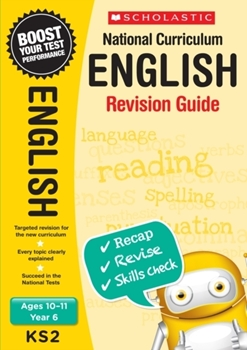 Scholastic KS2 Year 6 English Revision Guides x 30