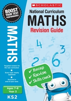 Scholastic KS3 Year 3 Maths Revision Guides x 30