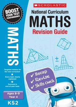 Scholastic KS3 Year 4 Maths Revision Guides x 30