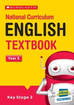 Scholastic KS2 Year 5 English Textbook x 30