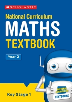 Scholastic KS1 Year 2 MathsTextbook x 30