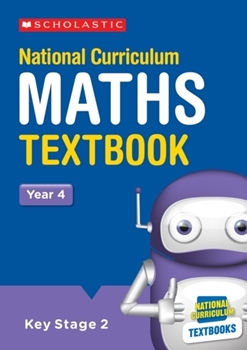 Scholastic KS2 Year 4 Maths Textbook x 30