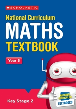 Scholastic KS2 Year 5 Maths Textbook x 30