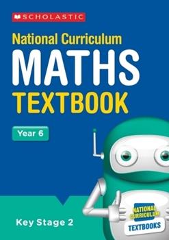 Scholastic KS2 Year 6 Maths Textbook x 30