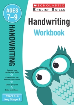 Scholastic Handwriting Year 3-4 Workbook x 30