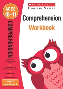Scholastic KS2 Comprehension Workbook (Year 6) x 30