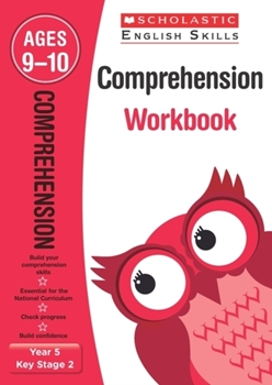 Scholastic KS2 Comprehension Workbook (Year 5) x 30