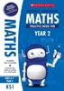 Scholastic 100 Practice Activities: National Curriculum Maths Practice Book for Year 2.
