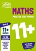 Letts GL Assessment 11+ Practice Maths Test Pack  2