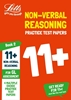 Letts GL Assessment 11+ Practice Non-Verbal Reasoning Test Pack  2