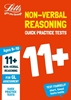 Letts GL Assessment 11+ Age 9-10 Quick Practice NVR Tests
