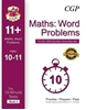CGP CEM 11+ 10 minute Maths Word Problems Age 10-11 Book 2