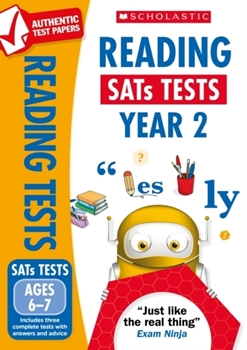 Scholastic National Curriculum KS1 SATs Tests: Reading Tests (Year 2) x 30