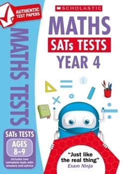 Scholastic National Curriculum KS2 SATs Tests: Maths (Year 4) x 30