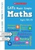 SATS TESTS KS2 SATS YEAR 6 MATHS SATS MADE SIMPLE (REVISION GUIDE)