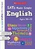 SATS TESTS KS2 SATS YEAR 6 ENGLISH SATS ADE SIMPLE (REVISION GUIDE)